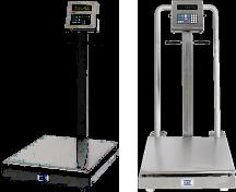 GSE Porta-Tronic 800 Portable Floor Scales