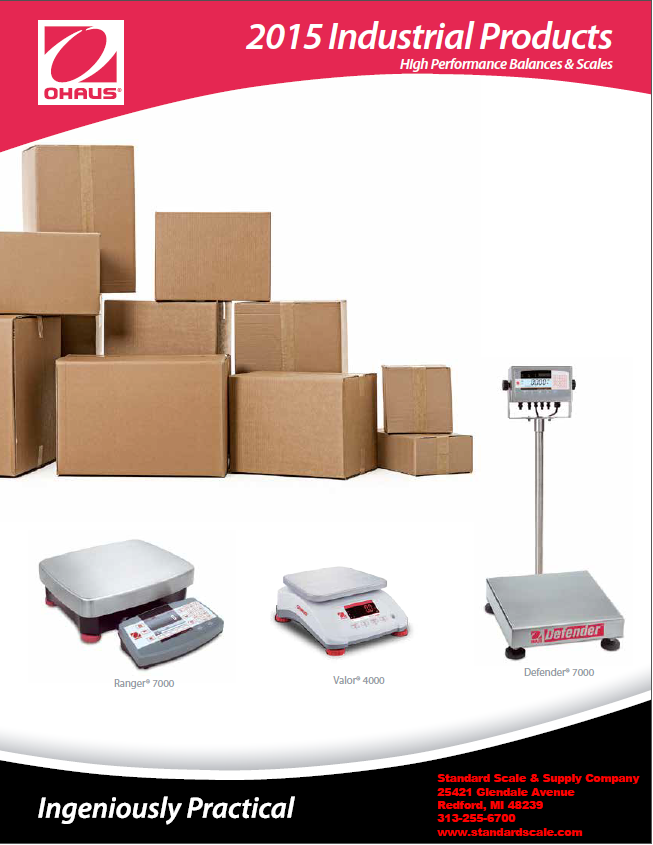 Ohaus Industrial World