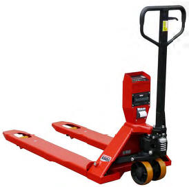 Vestil NTEP Pallet Jack Scale with