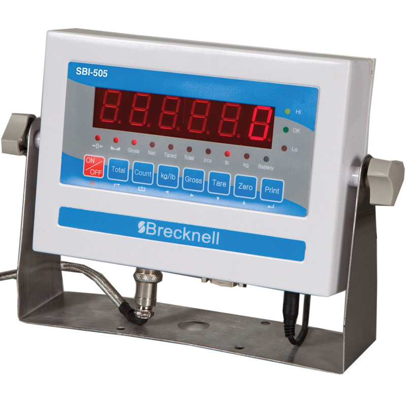 Brecknell SBI-505 Weight Indicator